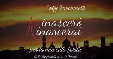 La canción que recorre Italia: Rinascerò
