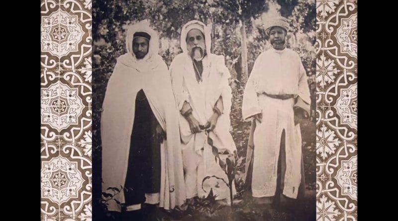 Chayj al Alawi y chayj Muhammad Ibn al Habib